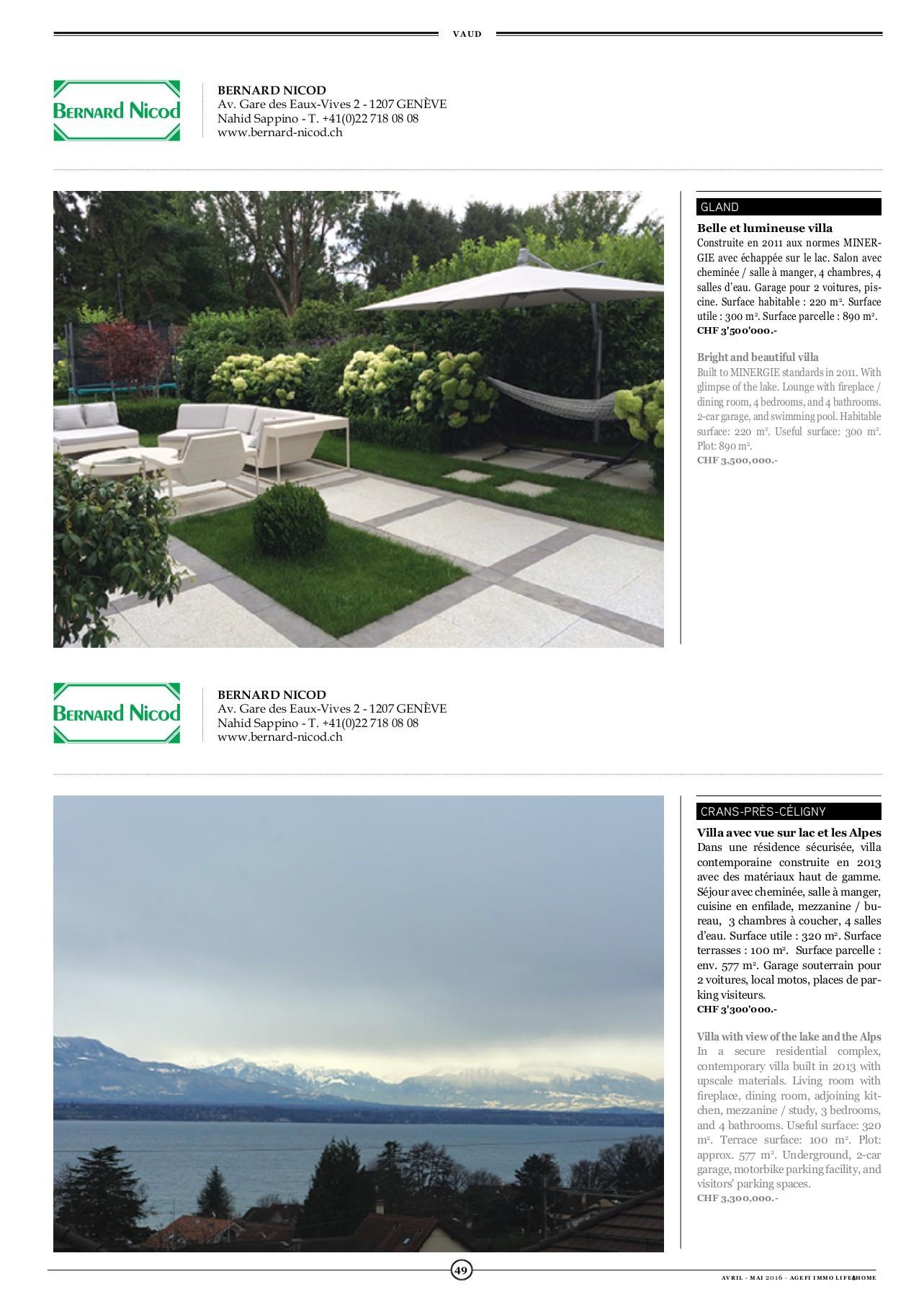 Salon De Jardin Contemporain Luxe Agefi Immo 22 Pages 51 88 Text Version Of 29 Unique Salon De Jardin Contemporain