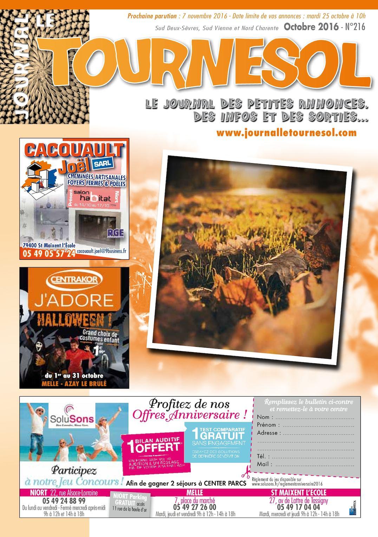Salon De Jardin Destockage Best Of Calaméo Journal Le tournesol Octobre 2016 Of 29 Beau Salon De Jardin Destockage