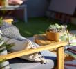 Salon De Jardin Detente Nouveau Cette Table Affiche Un Style Naturel Des Plus Tendances