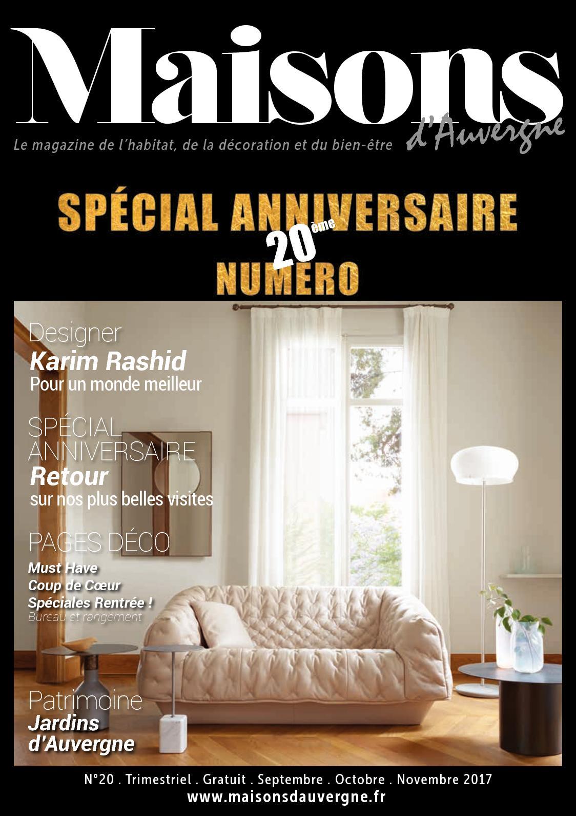 Salon De Jardin Empilable Génial Calaméo Maisons D Auvergne N°20 Numero Special 5 Ans Of 37 Charmant Salon De Jardin Empilable