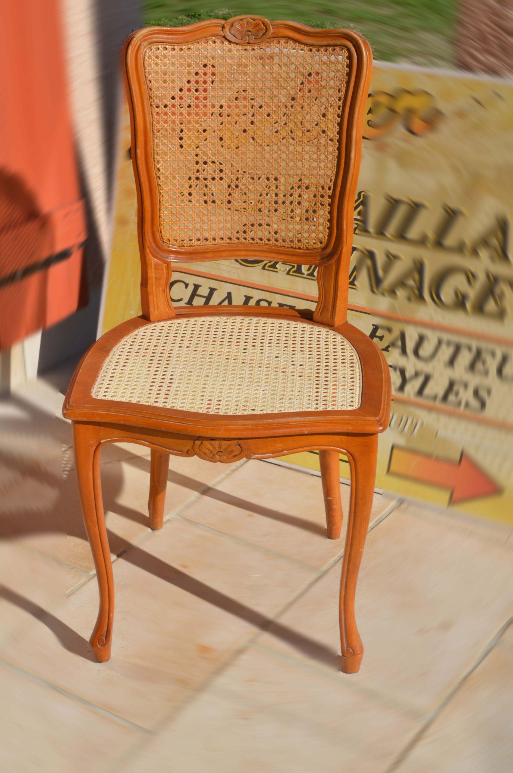 chaise en cannage destock meubles bistrot rotin gris beau refaire prix chaisse cannage 1