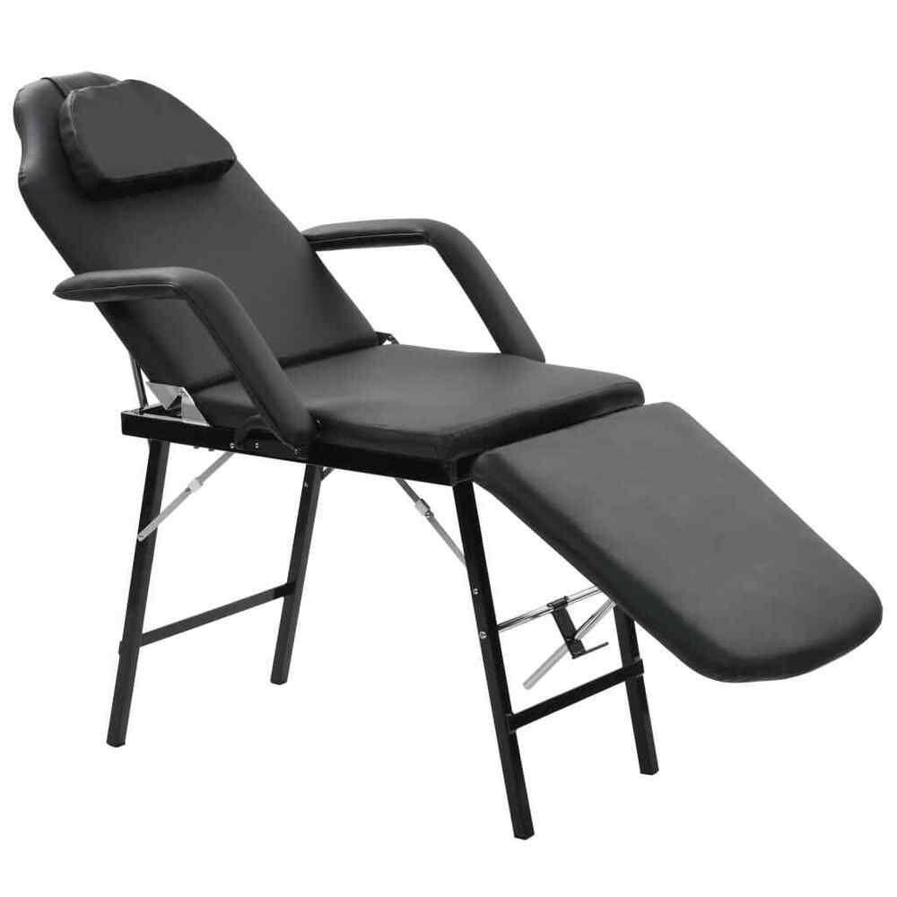 Salon De Jardin Fauteuil Unique Vidaxl Fauteuil De Massage Traitement Facial Simili Cuir