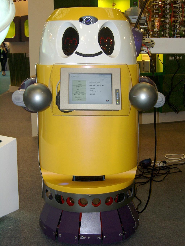 2008 putex DMnP AI Robot