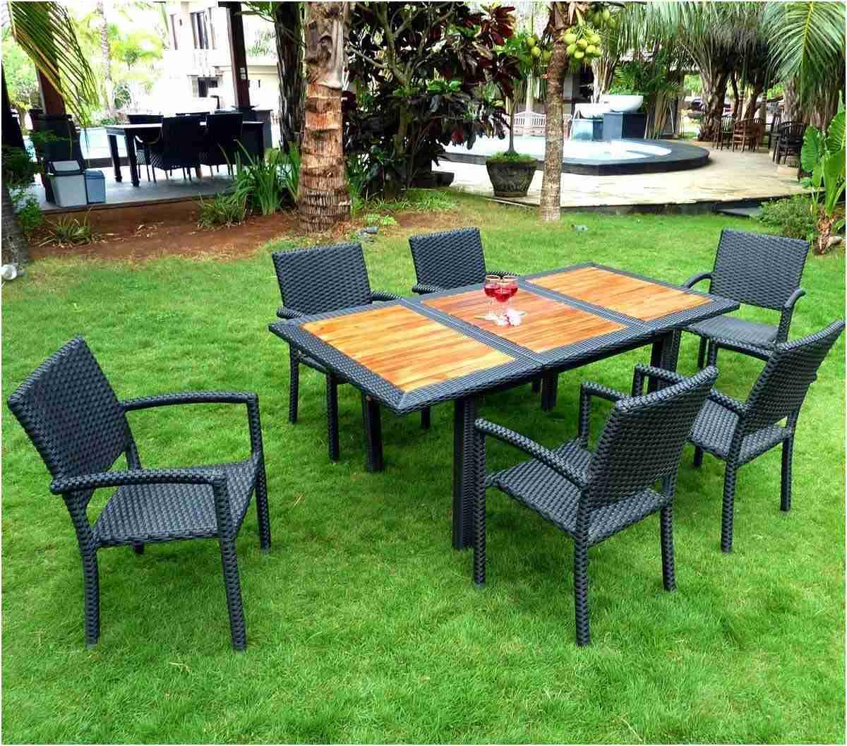chaise de jardin avec dossier haut empilable en acier coloris gris cendre 39