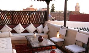 24 Charmant Salon De Jardin Marocain