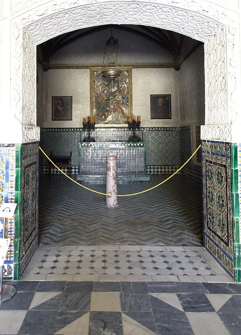 800px Casa de Pilatos House of Pilatos Seville 06