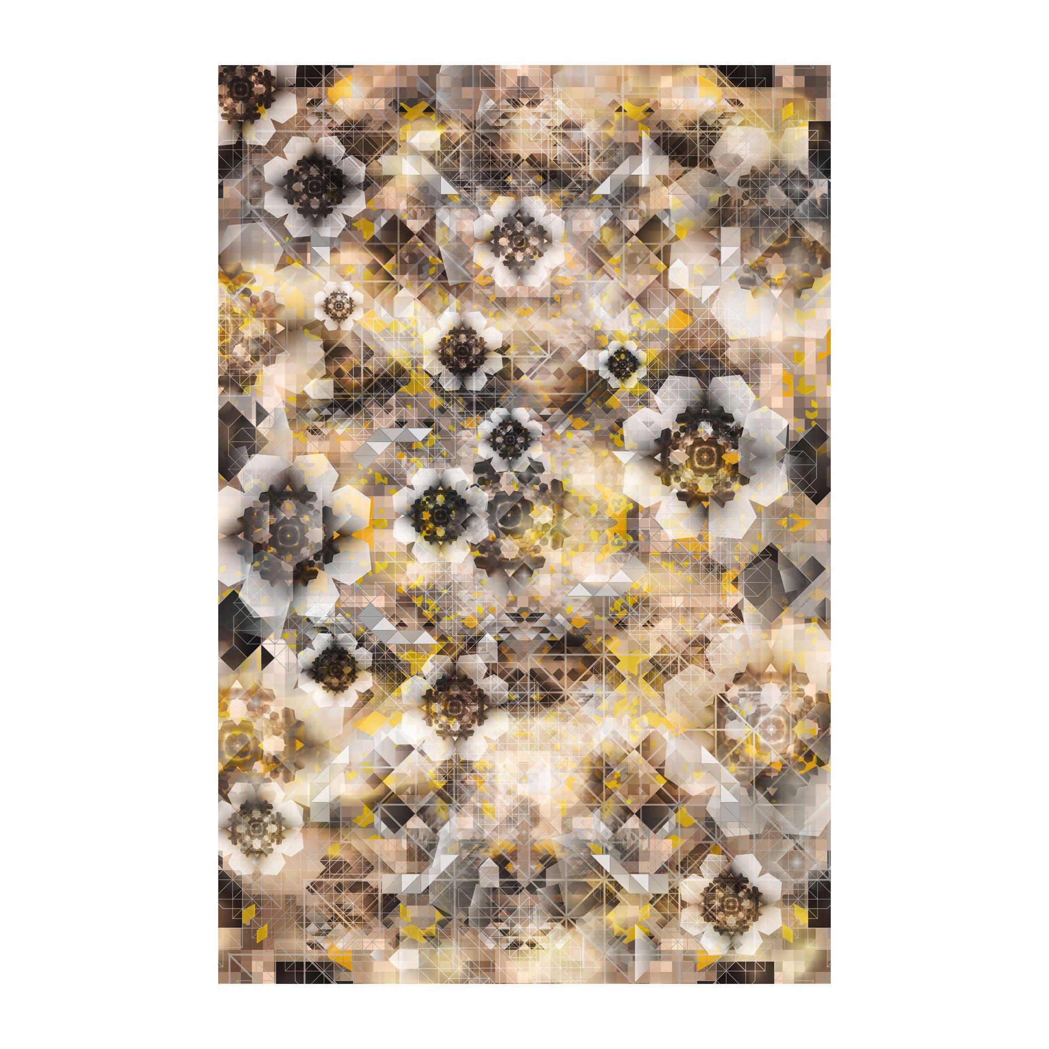 Moooi Carpets Digit Glow Rug by Marcel Wanders Flat