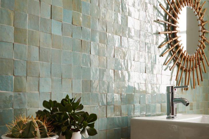 Salon De Jardin Mosaique Nouveau Une Couleur Vert émeraude Pour Cette Mosa¯que