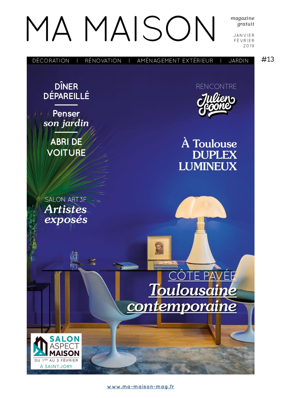 Salon De Jardin Resine Noir Beau Calaméo Ma Maison Magazine Gratuit Numero 13 Of 37 Unique Salon De Jardin Resine Noir