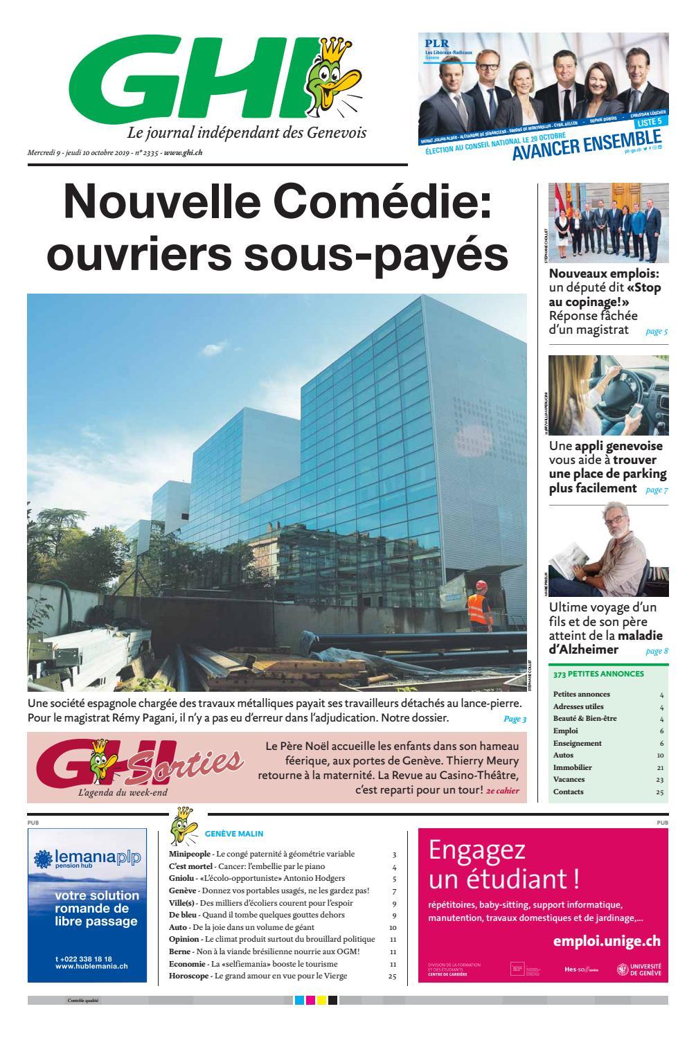 Salon De Jardin Rue Du Commerce Frais 2019 10 10 by Ghi & Lausanne Cités issuu