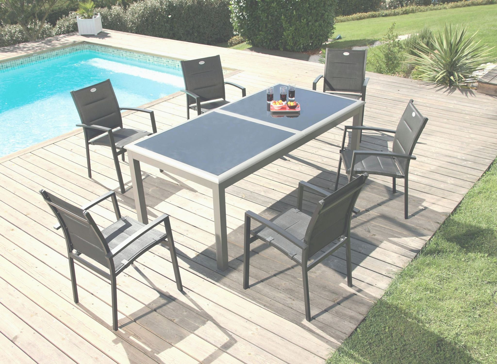 table de jardin bri arche bri arche mobilier de jardin of table de jardin bri arche