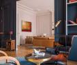 Salon Fauteuil Luxe Loft Haussmannien Visite Déco