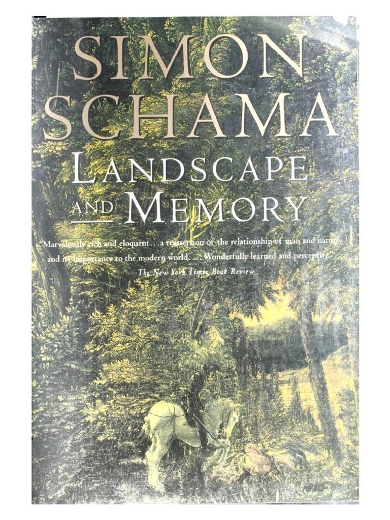 Salon Hesperide Frais Simon Schama Landscape and Memory Vintage 1996 Of 25 Élégant Salon Hesperide