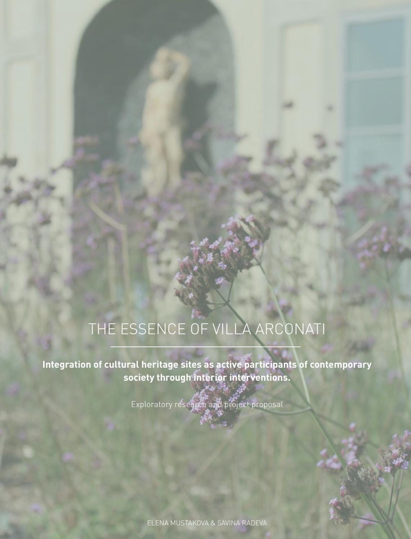 Salon Hesperide Luxe the Essence Of Villa Arconati by Savina Radeva issuu