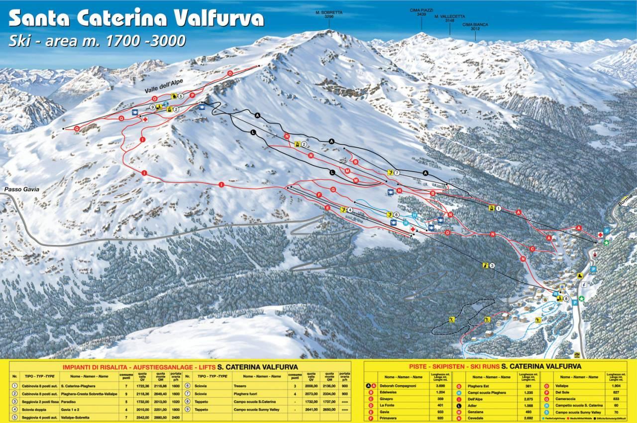 valfaurva map