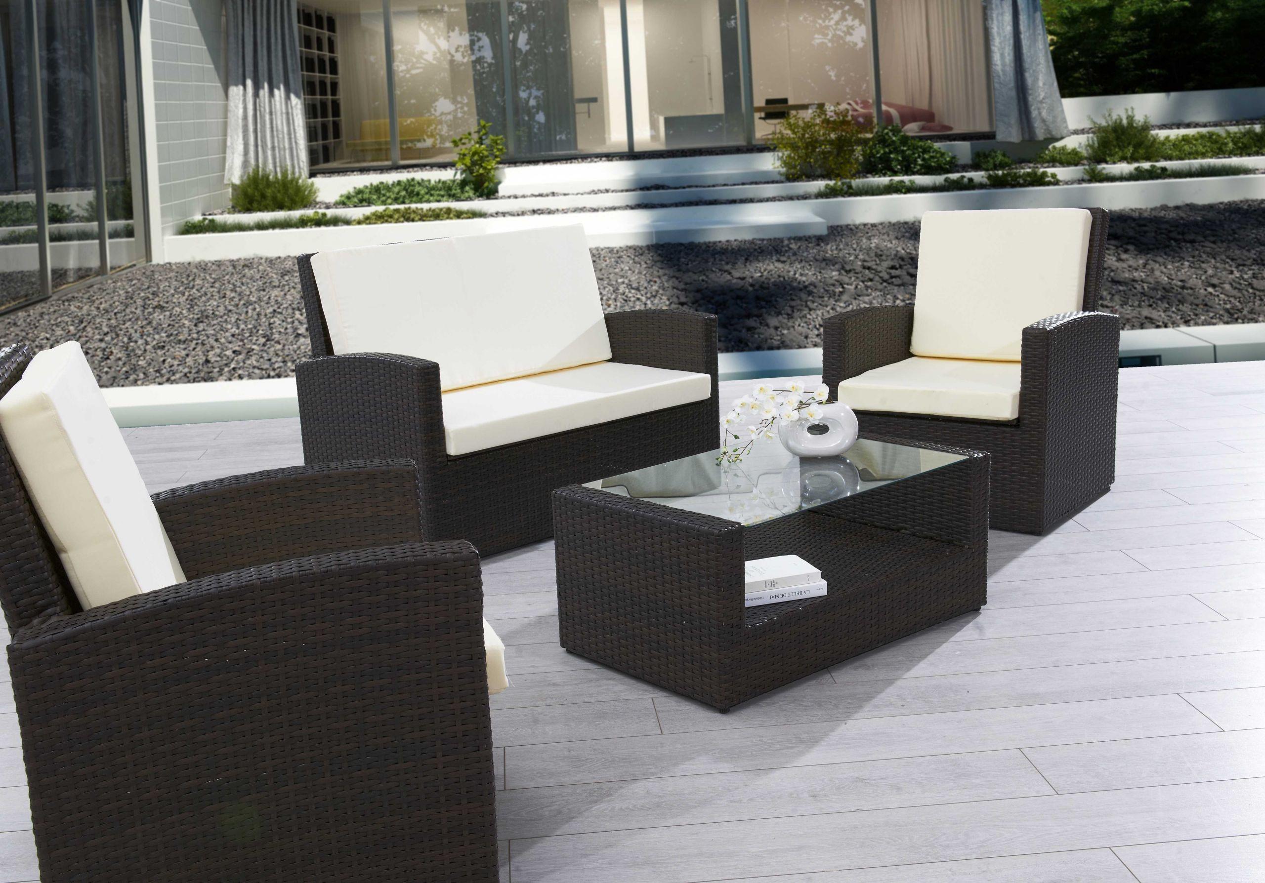 Salon Jardin Balcon Beau Table Et Chaise Pour Terrasse Pas Cher