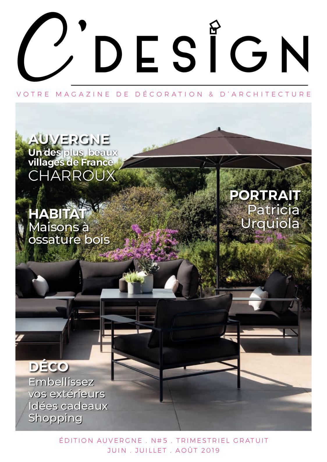 Salon Jardin Detente Luxe Calaméo Magazine C Design 5 Of 30 Frais Salon Jardin Detente