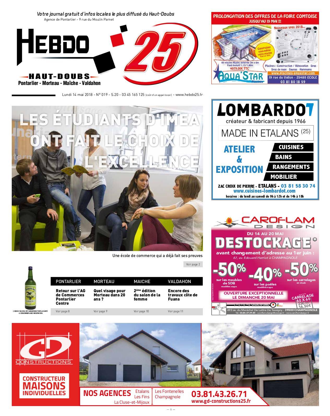 Salon Jardin Fer forgé Best Of Calaméo Hebdo Pontarlier 20 2018 Pdf Of 37 Inspirant Salon Jardin Fer forgé