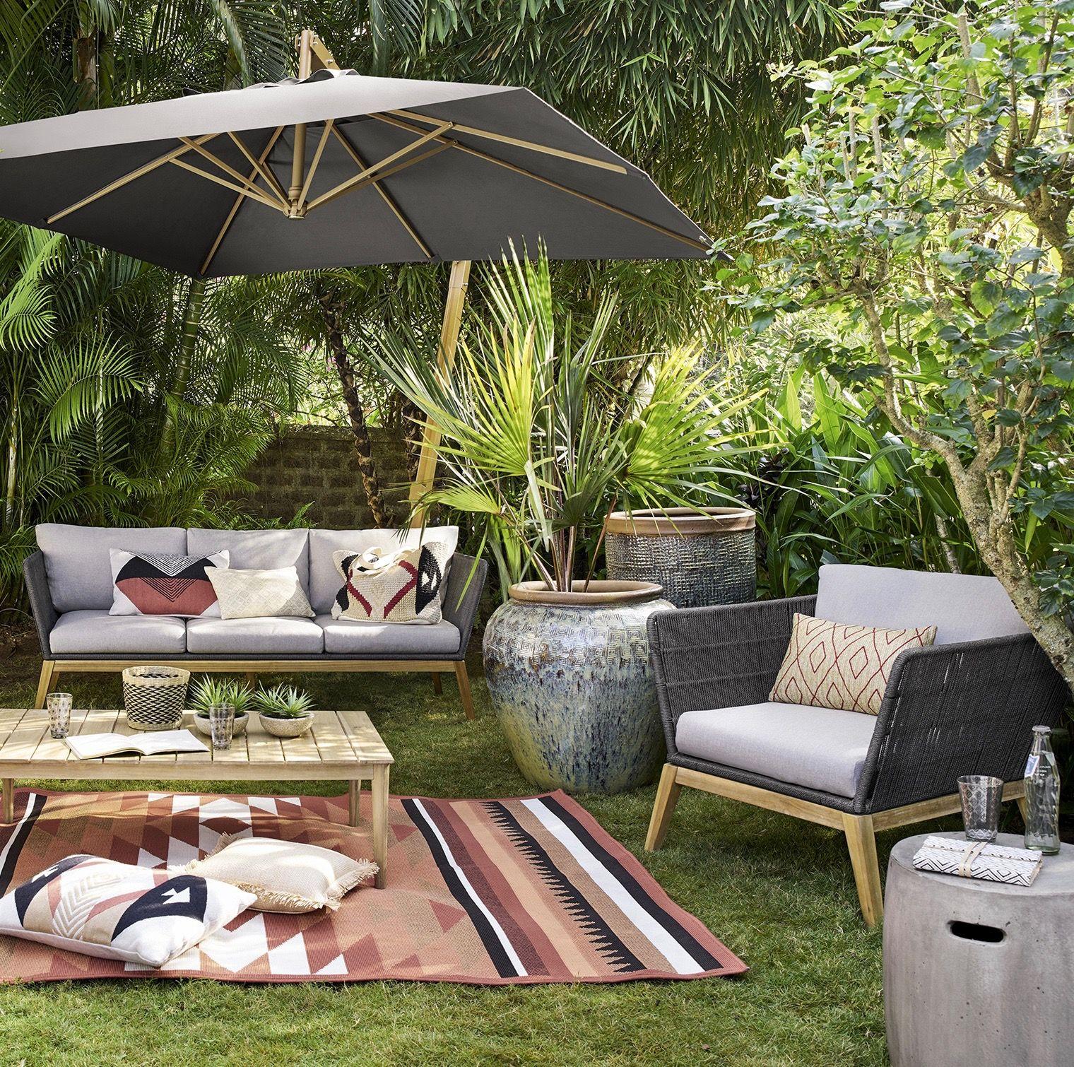 Salon Jardin Génial Salon De Jardin Style Boh¨me Ethnique Chic Boho Decoboho