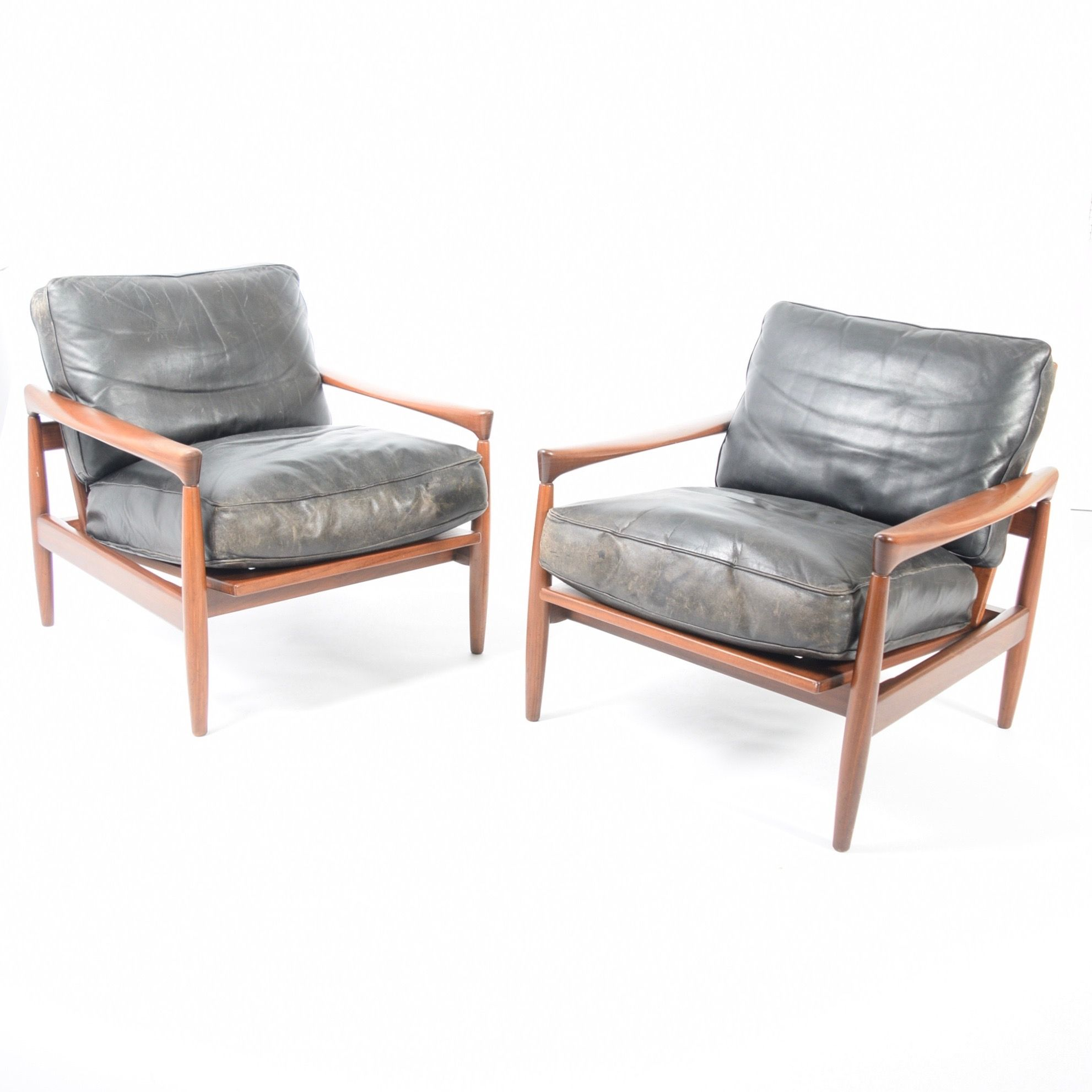 Salon Jardin Modulable Best Of Pair Of Kolding Lounge Chairs by Erik W¸rts for Ikea 1960s Of 32 Beau Salon Jardin Modulable