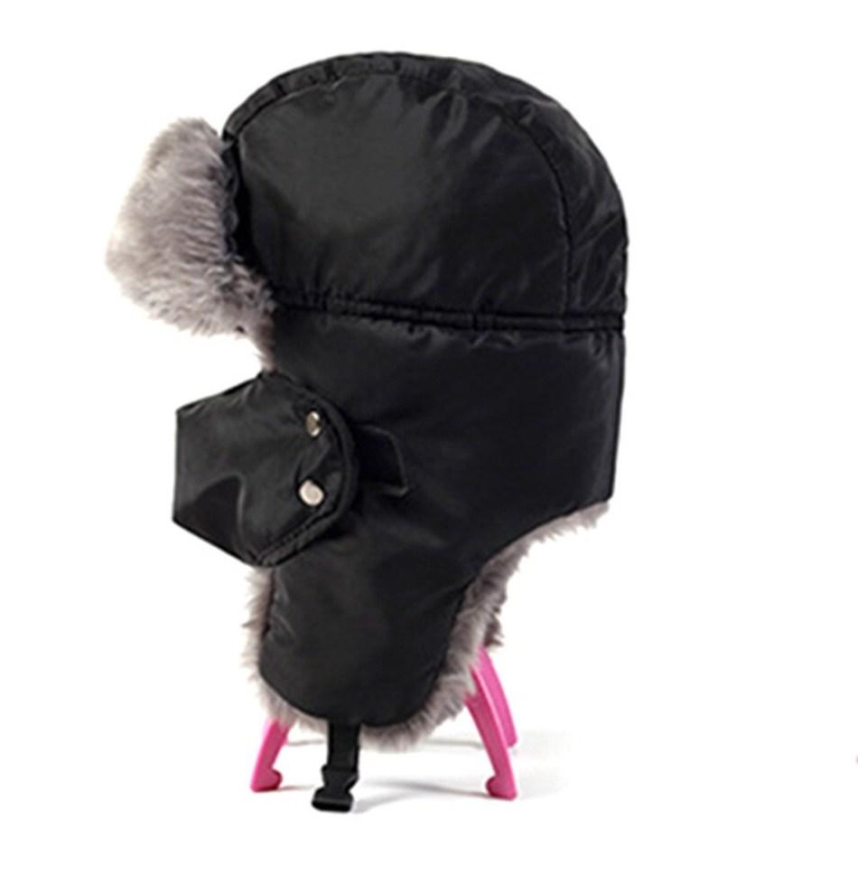 Для мужчин Для женщин унисекс Осенне зимняя обувь Открытый ветрозащитный зимний Пеший туризм шапки Термальность Лэй