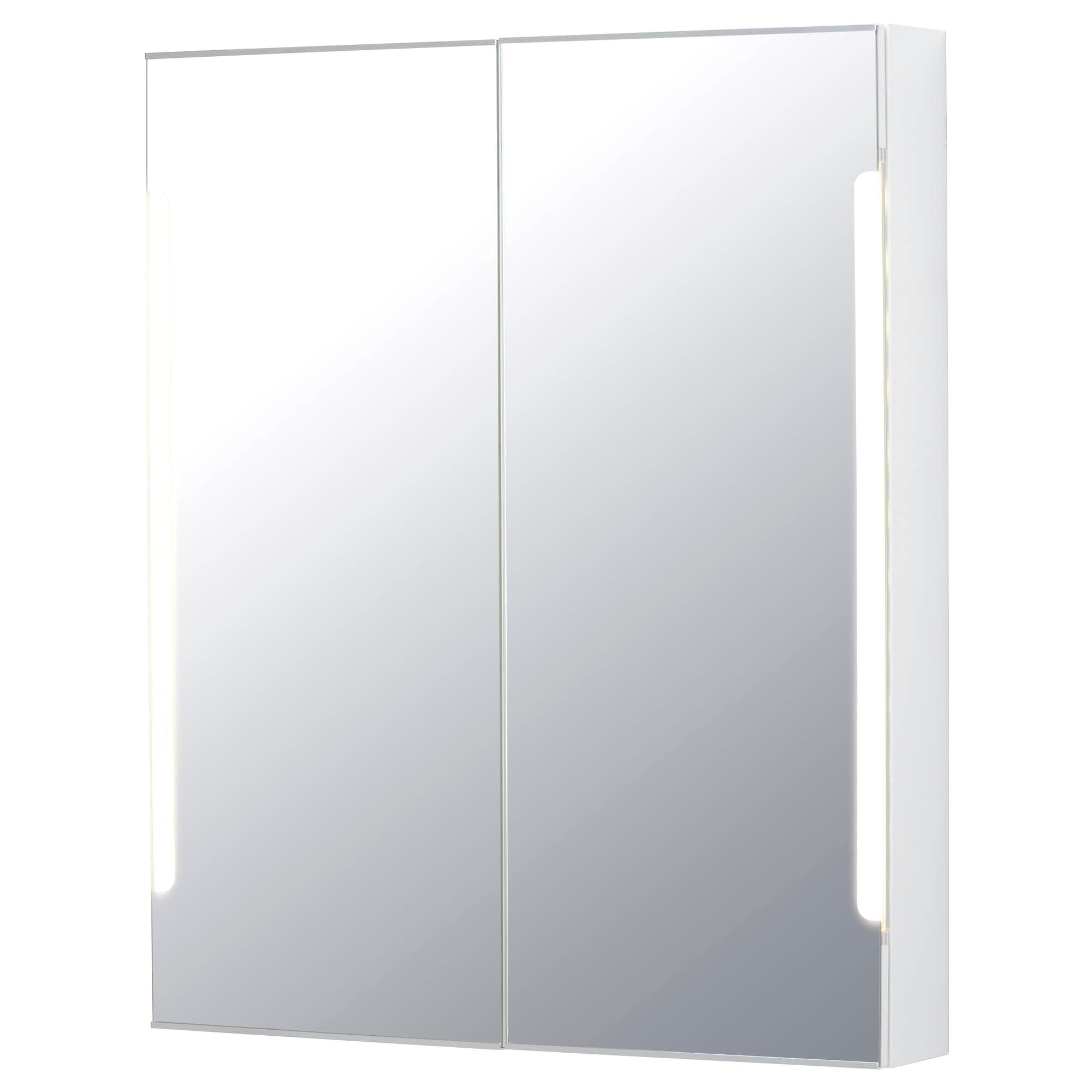 miroir salle de bain ikea avec storjorm c3 a9l a9ment 2ptes a9clairage int blanc pe s5 et triptyque 2 2000x2000px for stave mural rond cm idees gb