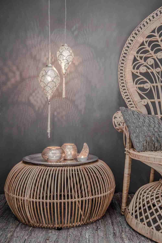 salon marocain moderne en bois