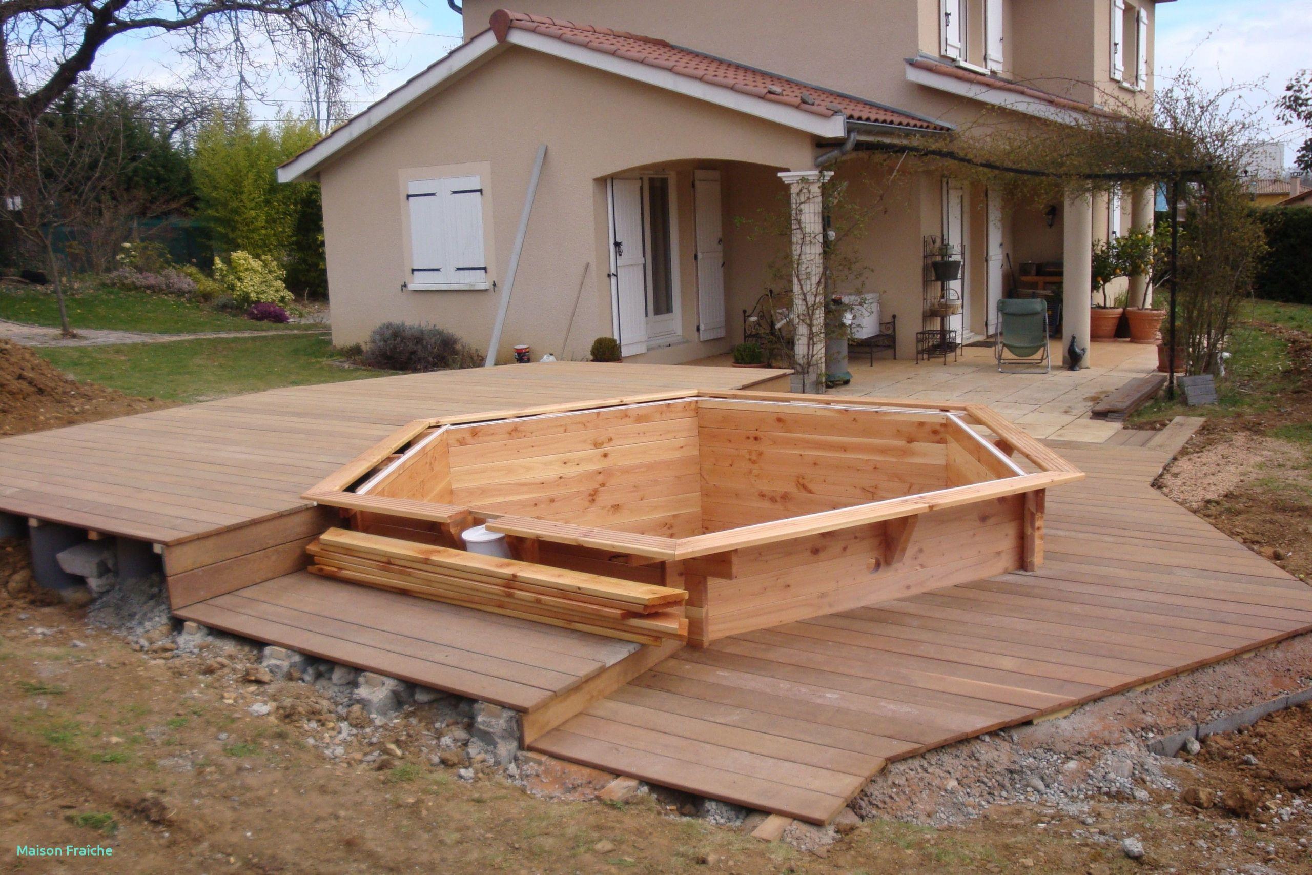 pose d une terrasse en bois la idee dans la direction fantastique terrasse exterieur en bois