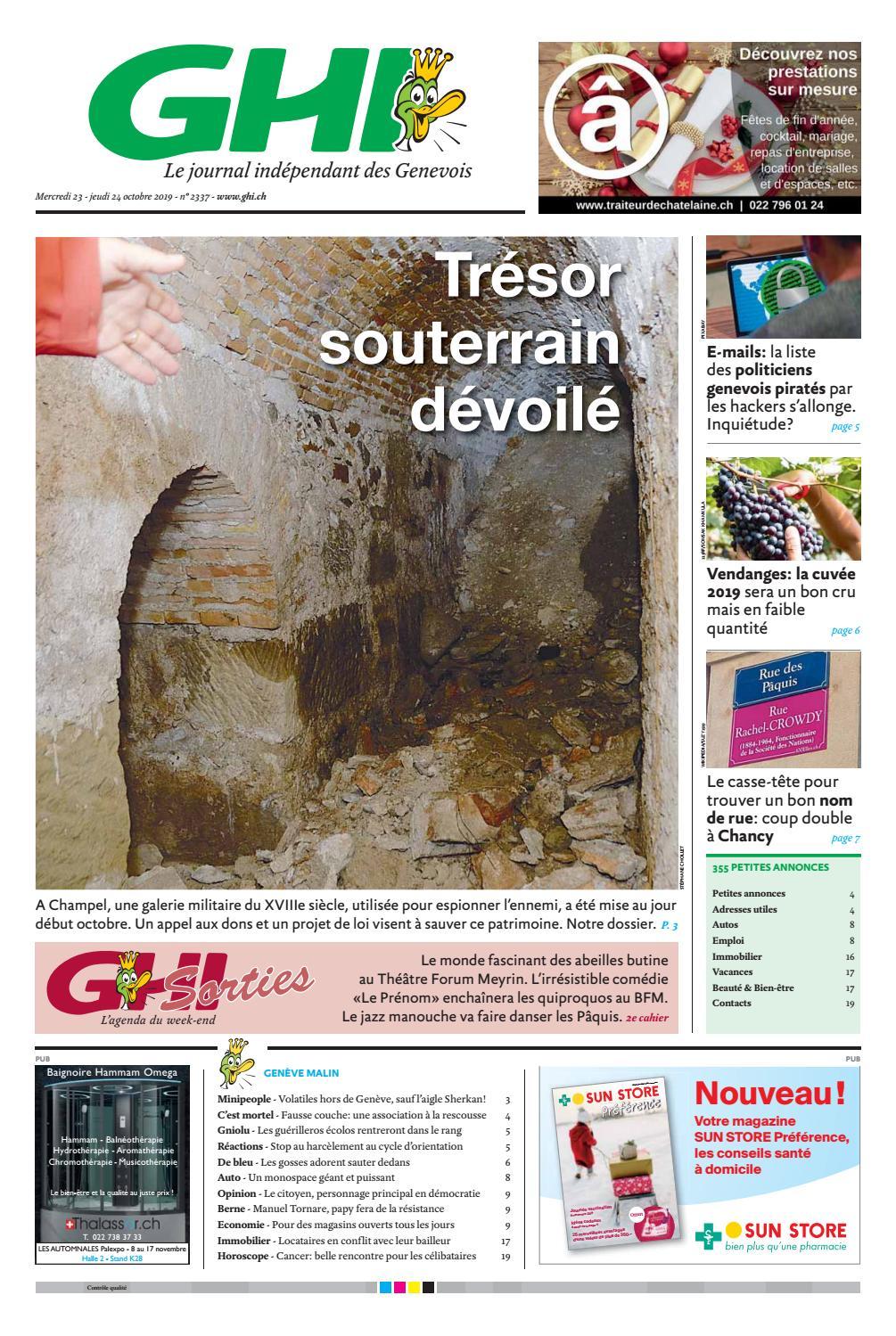 Site De Meuble Nouveau 2019 10 24 by Ghi & Lausanne Cités issuu