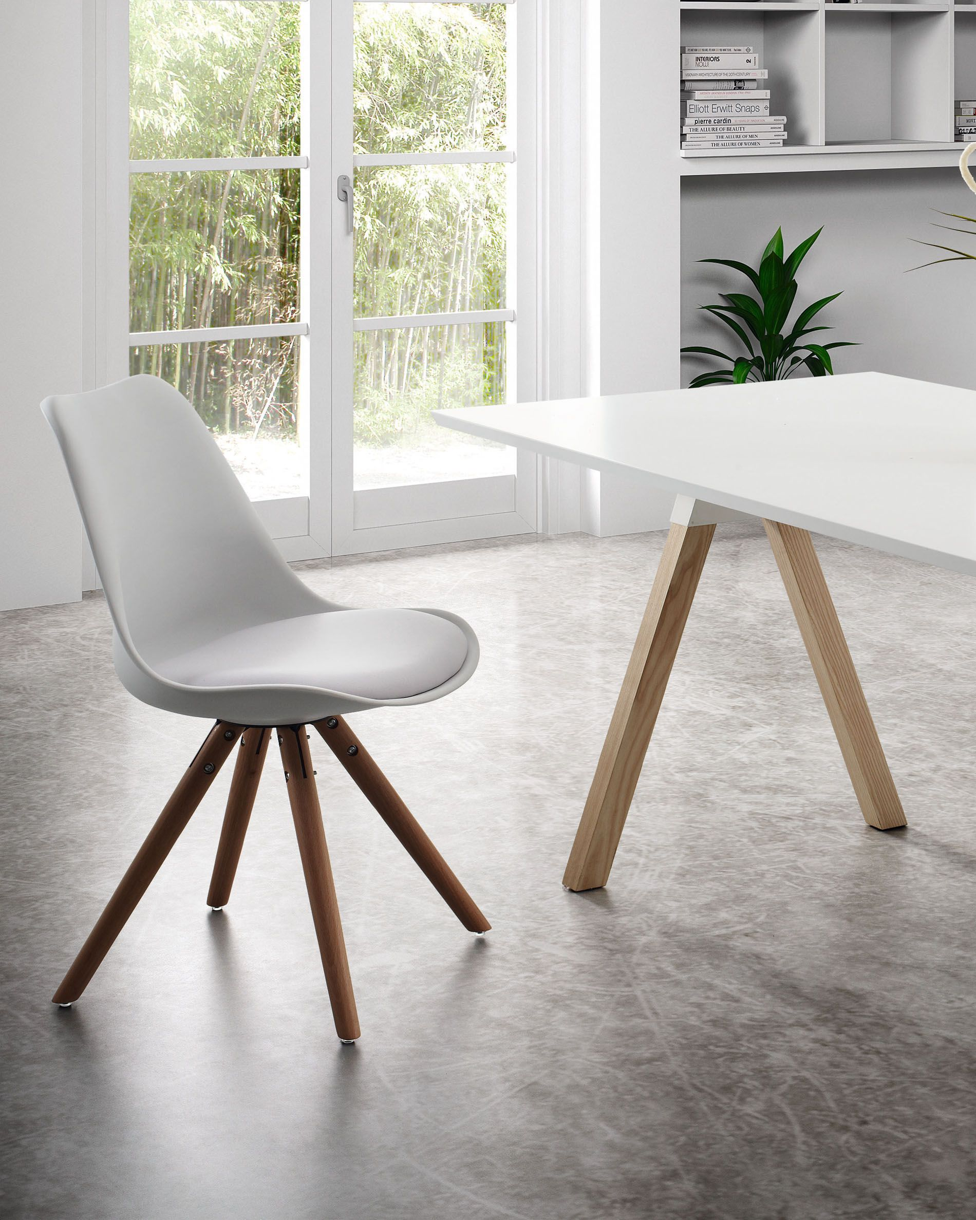 Table A Manger 2 Personnes Beau Chaise Ralf Blanc Et Naturel Of 24 Beau Table A Manger 2 Personnes