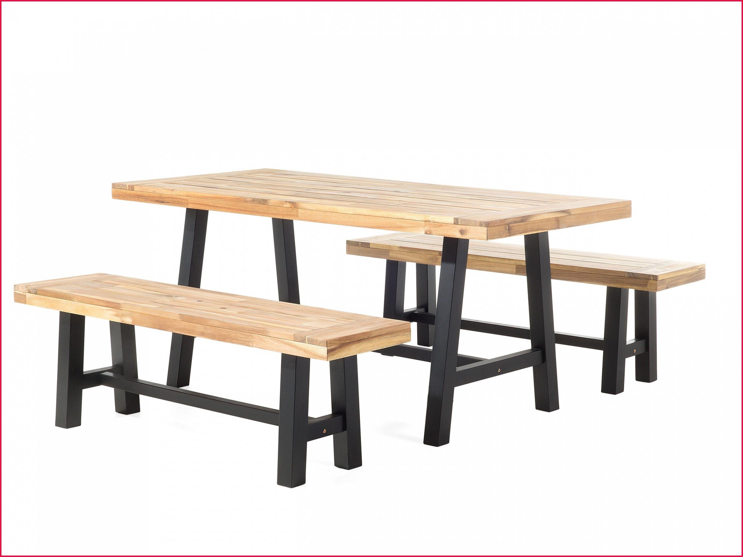 Table Avec Banc Exterieur Nouveau Innovante Banc Pour Jardin Image De Jardin Décoratif