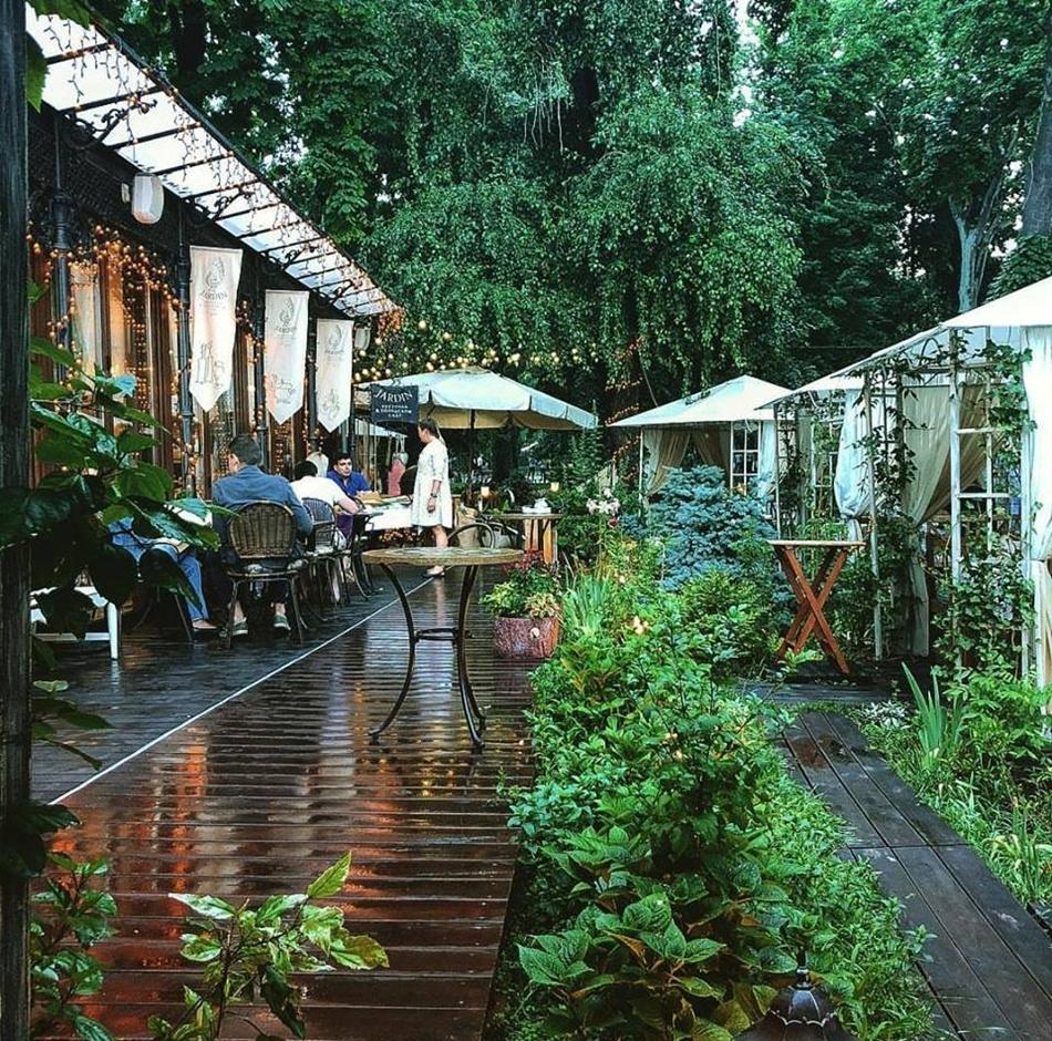 Table Bar Jardin Beau Где попробовать устрицы в Одессе ТОП 7 заведений Vgorode Of 20 Inspirant Table Bar Jardin