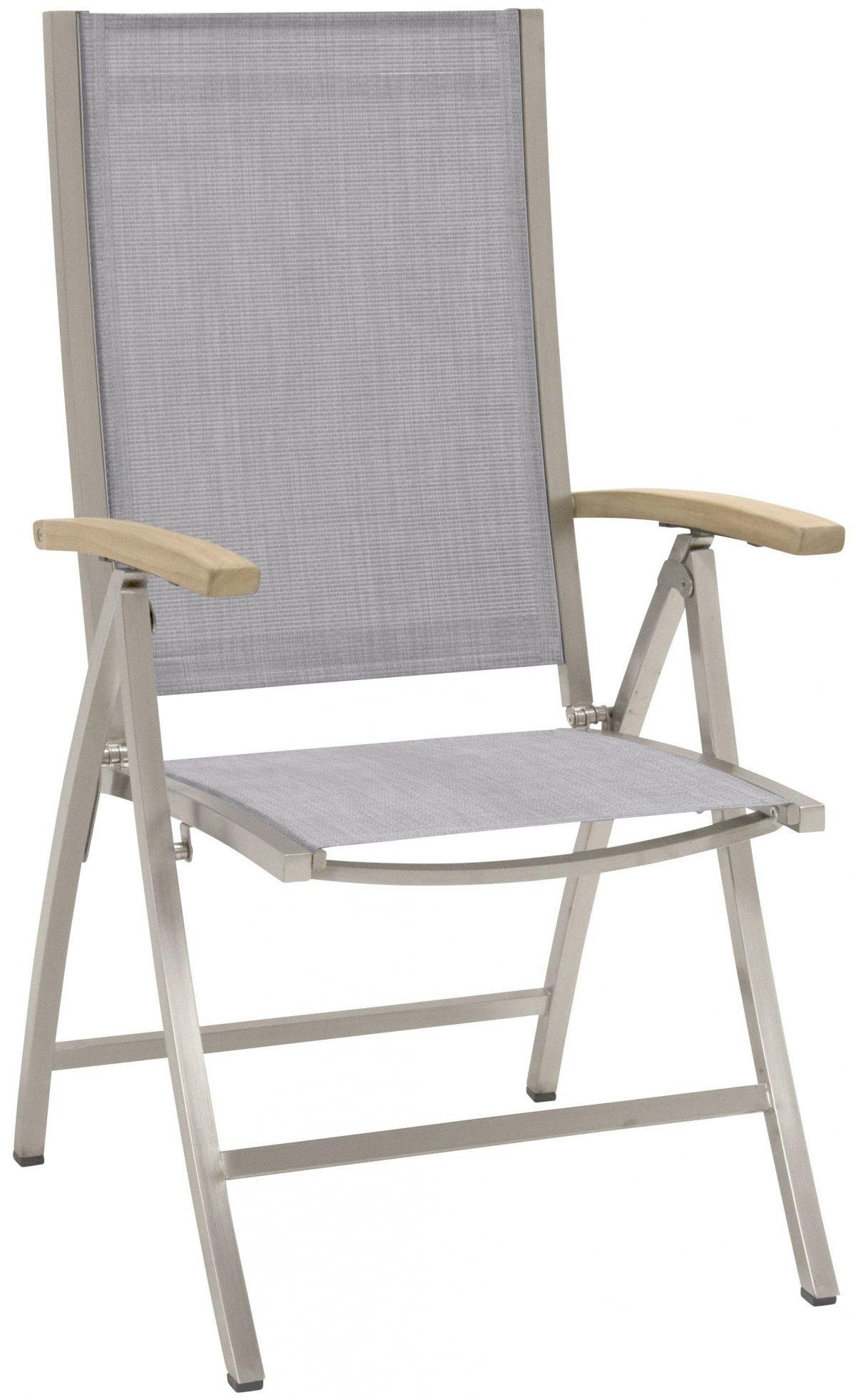 chaise de jardin avec dossier haut empilable en acier coloris gris cendre 39 1200x1962