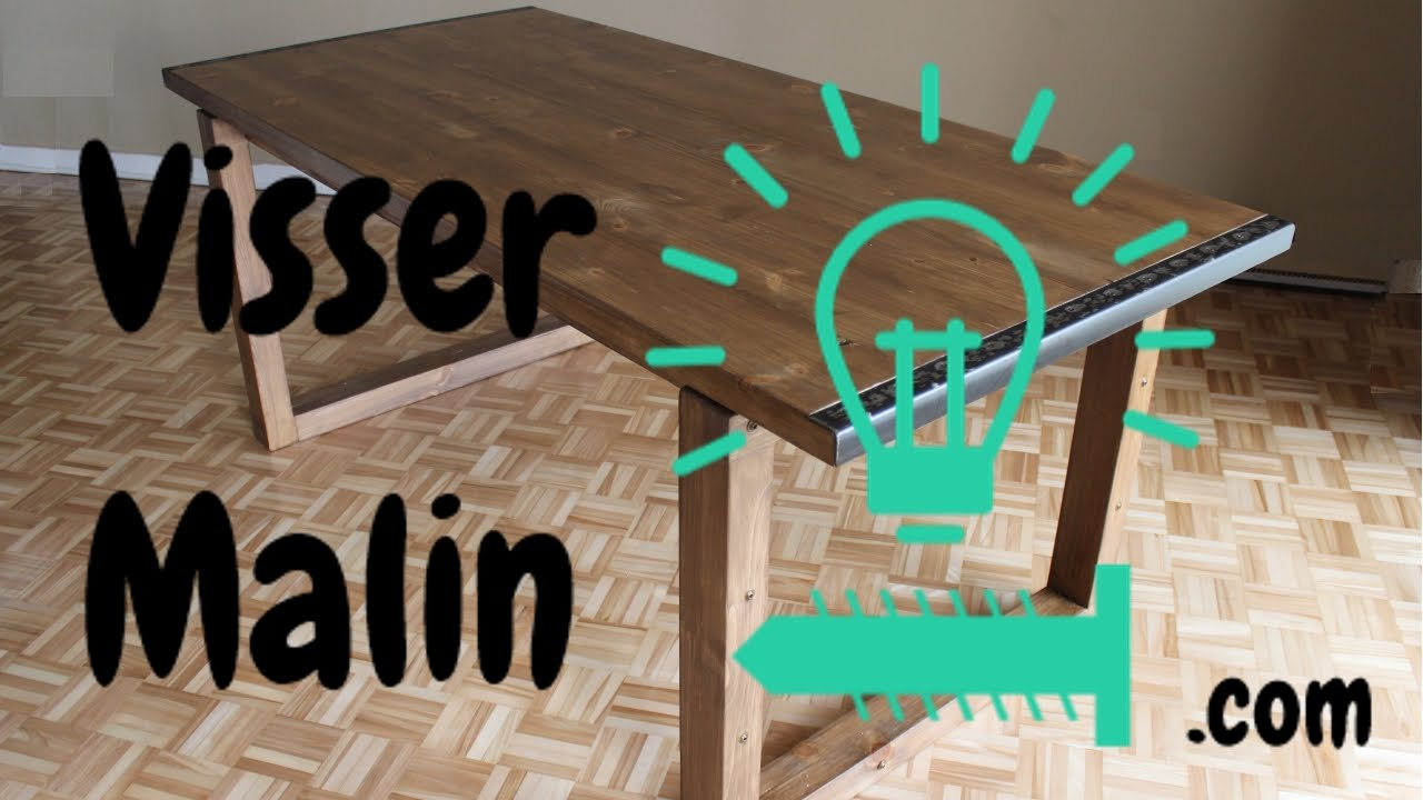 Table Basse De Jardin En Plastique Beau Ment Faire Une Table   Manger Ep10 Of 36 Best Of Table Basse De Jardin En Plastique