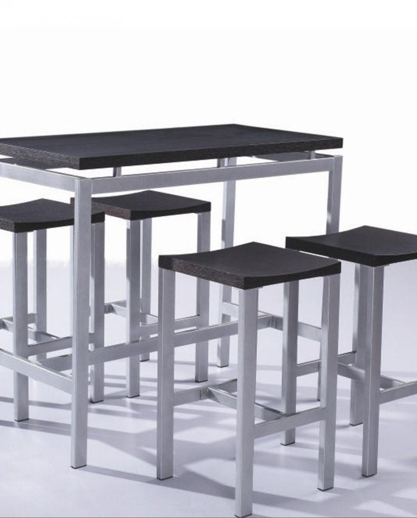 Table Bistrot Haute Luxe Table De Cuisine Table De Cuisine Haute but