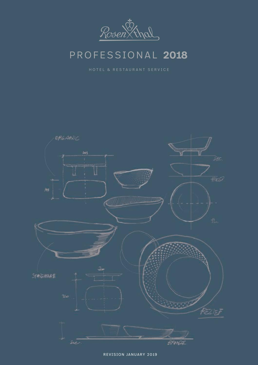 Table Carree Exterieur Best Of Rosenthal Professional 2019 by B & N Service Ag issuu Of 34 Élégant Table Carree Exterieur