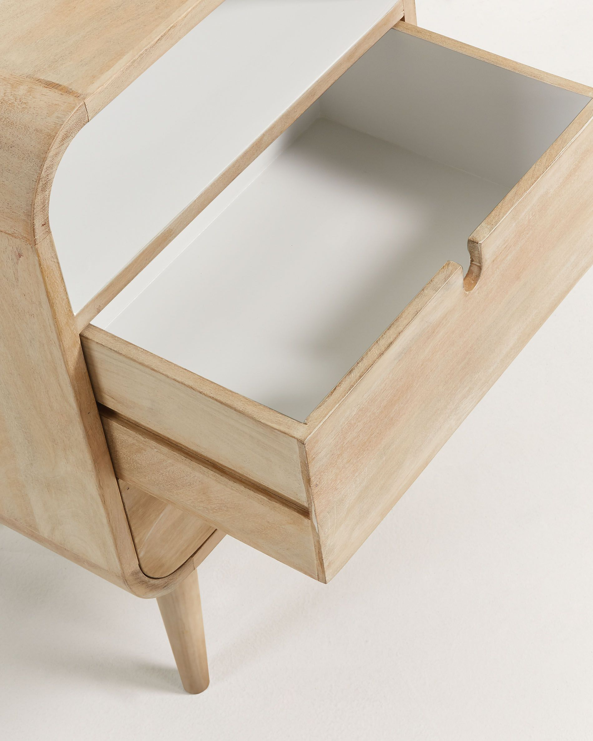 Table Carree Exterieur Best Of Table De Chevet Georg Naturel Et Blanc Of 34 Élégant Table Carree Exterieur