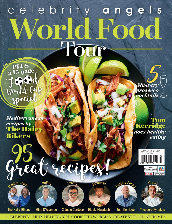 Table Cuisine Alinea Beau World Food tour Summer 2018 by Magazine issuu Of 38 Génial Table Cuisine Alinea