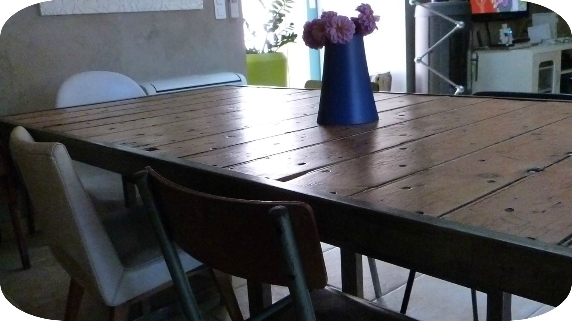 Table De Ferme Ancienne Le Bon Coin Inspirant Chez Moi tous Les Messages Sur Chez Moi Madame Ki
