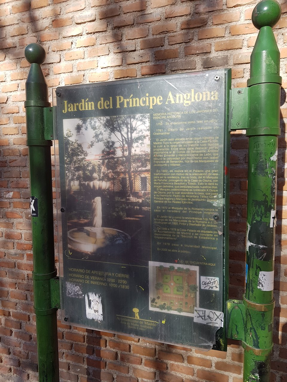 Table De Jardin 8 Places Charmant Jardin Del Principe De Anglona Madrid 2019 All You Need Of 39 Charmant Table De Jardin 8 Places
