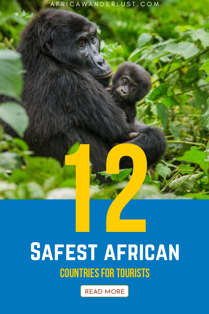 12 Safest Places in Africa 3