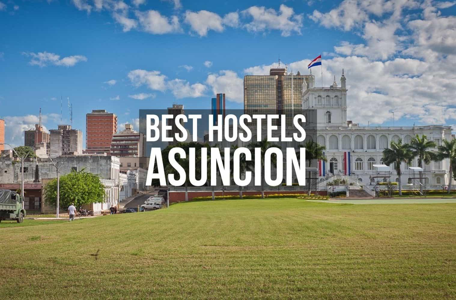 Best Hostels in Asuncion