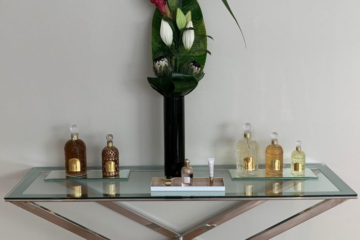 Table De Jardin Bois Frais Spa Guerlain ВерсаРь Ручшие советы перед посещением