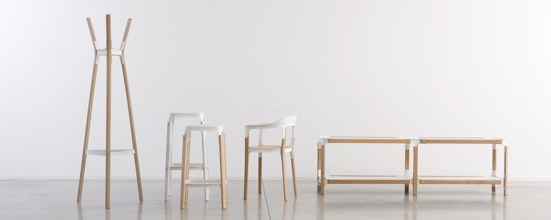 Table De Jardin Bois Nouveau Ronan & Erwan Bouroullec Design