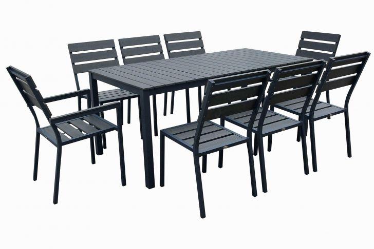 Table De Jardin Gris Anthracite Génial Table Terrasse Pas Cher