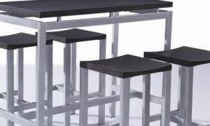 35 Génial Table De Jardin Haute