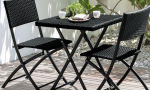 40 Génial Table De Jardin Plastique Blanc