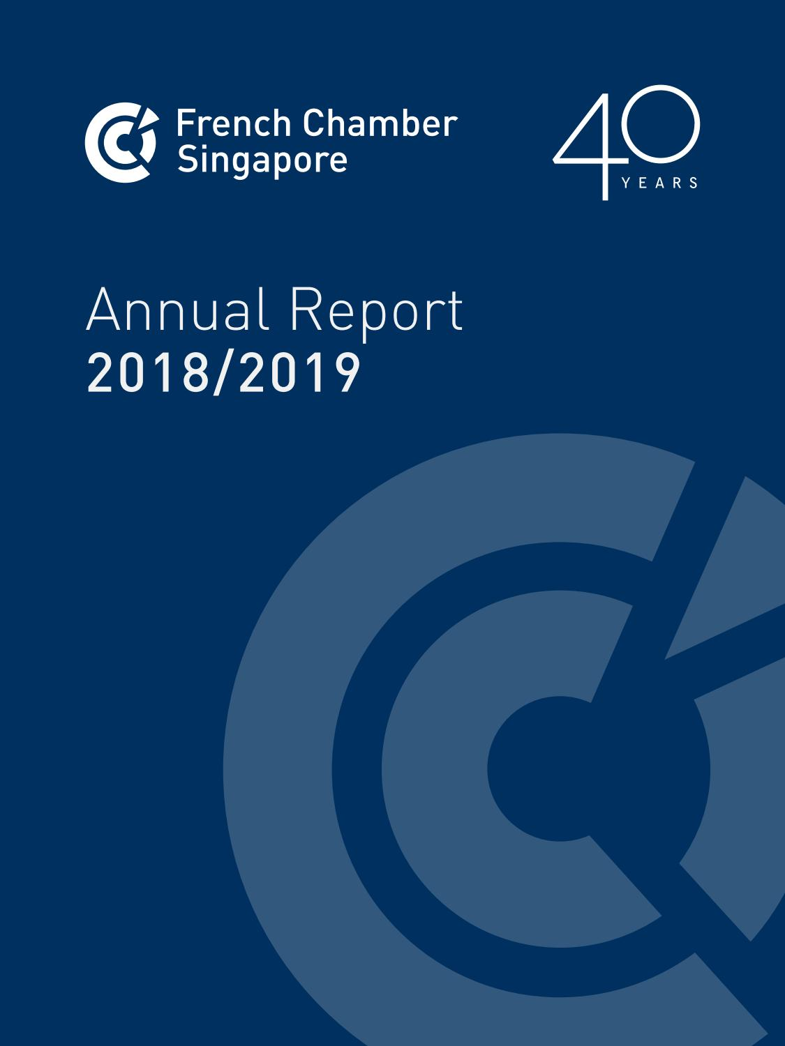 Table De Jardin Promo Luxe French Chamber Singapore Annual Report 2018 2019 by the Of 29 Génial Table De Jardin Promo