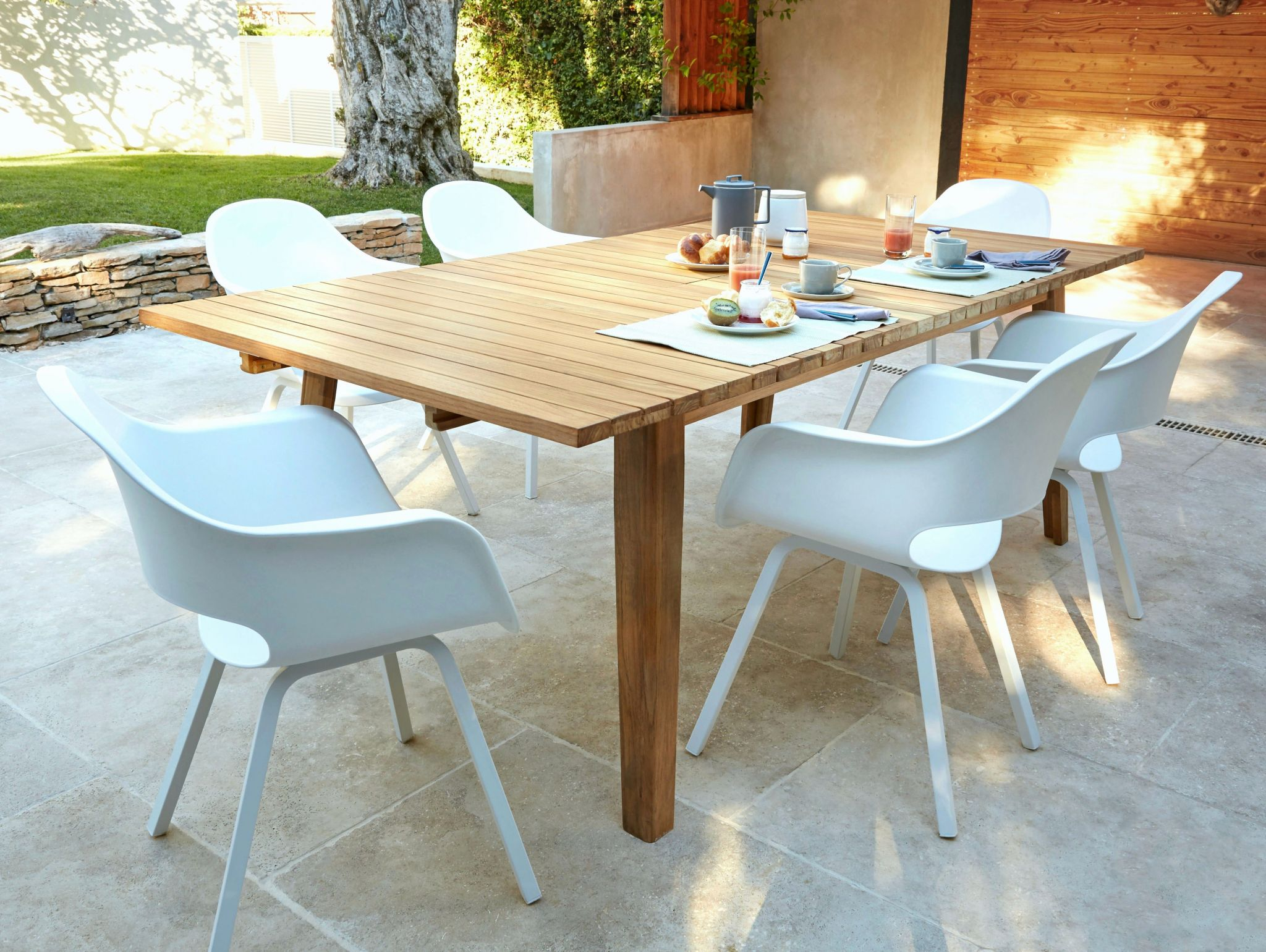 table et chaise de jardin ou table et chaise de terrasse tables de jardin table jardin extensible de table et chaise de jardin