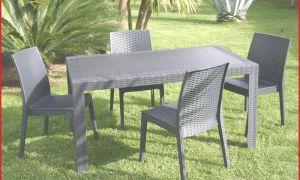 28 Génial Table De Jardin Résine Tressée